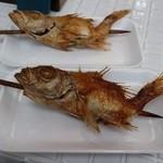 日本海 - のどぐろ焼き
