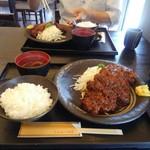 とんかつ浜名 - みそかつ(大)美味しかったです。(^^)v