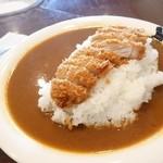 カレーハウスヤンギ - 2014年5月 カツカレー【750円】
