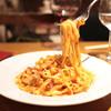 マチェレリーアディタケウチ - 料理写真:ポルチーニ茸のパスタ タリアテッレ トマトバター (1296円) '15 3月下旬