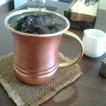 香り珈琲 - アイスコーヒー