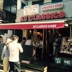 エーエス クラシックス ダイナー - ハンバーガーの名手ASC!