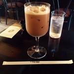 武蔵野珈琲店 - カフェ・オ・レ・グラッセです!