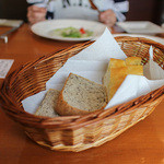 cucina Wada - 2015.05再訪:自家製パン&フォカッチャ☆