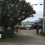 漁師料理十次郎 - 店の外観