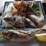 漁師料理十次郎 - 合体