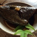 漁師料理十次郎 - アイゴの煮付け