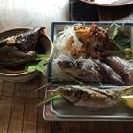 漁師料理十次郎 - さらに合体