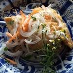 漁師料理十次郎 - 石垣鯛の南蛮漬け