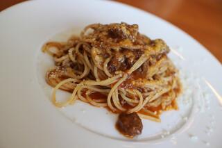 cucina Wada - 2015.05再訪:和牛ラグーのスパゲッティ☆