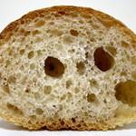 パンの森 - ミニフランス(断面、2015年3月)