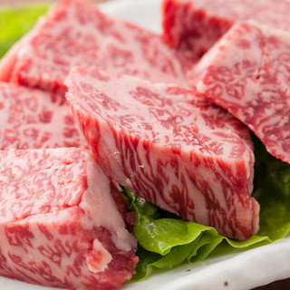 日本全国から厳選した黒毛和牛を提供!仕入れ力が光ます◎