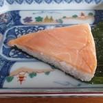 高田屋 - 鱒寿司(8分の1サイズ)