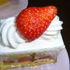 洋菓子舗ウエスト - 料理写真:イチゴショート