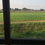 ファームフレアズ - 窓から望む自然