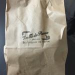 ファームフレアズ - 全粒粉パン入っています