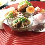 DELI MARKET BERUWALA - ベルワラプレート前菜 ¥1,000