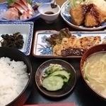 くぼ田 - 日本海定食