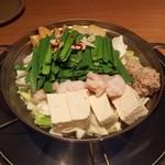 博多慶州銀中店 - もつ鍋