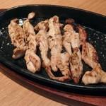 博多慶州銀中店 - 熊本産 せせり塩焼き