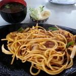こばやし - 料理写真:スパゲッティー(イタリアン) 600円
