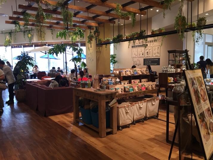 メロウ ブラウン コーヒー さいたま新都心店