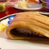 びんび三昧 - 料理写真:煮穴子一本巻