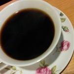 喫茶スワン - ホットコーヒー