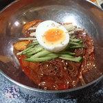 炭火焼肉・韓国家庭料理 ソナム - 「ビビン冷麺」 1,058円