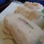 ほうじゅう - がんば寿司定食(がんば寿司)
