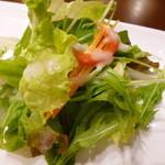 メロスト - セットのサラダ