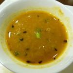 メロスト - 豆のスープカレー