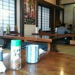 水沢うどん 松島屋 - 内観1