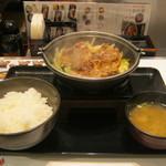 吉野家 - 2015/初夏限定「牛バラ野菜焼」です。