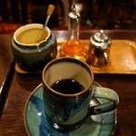 カフェ・ハイチ - (2015/4月)コーヒー