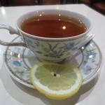 茶房本社 - レモンティー