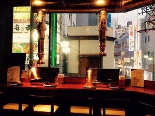 NO MEAT, NO LIFE.1st  - 歌舞伎町の景色を眺めながら!