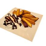ちゃんこ屋 鈴木ちゃん - さつまいもとアイスのよくばりデザート