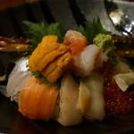すし処 朋 - 料理写真:極上海宝丼(海鮮十一種)2,800円