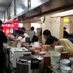 北海道ラーメン 赤レンガ - おひとり様でもお気軽にご利用ください