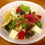 連根屋 - 春キャベツのサラダ