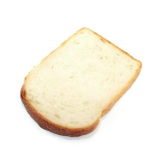 クロア - 湯ごねパン ハーフの断面 '15 3月下旬