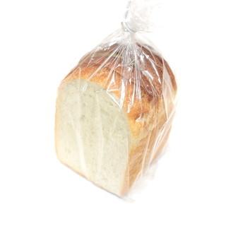 クロア - 湯ごねパン ハーフ (270円) '15 3月下旬