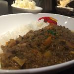スタンド サシャ - お野菜とお肉たっぷりキーマカレー❤︎