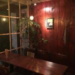 Bar&restaurant Anji - 夜2時までやってるって(^^)