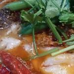 刀削麺園 - ・麻辣刀削麺