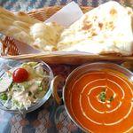 ヒマラヤキッチン - Bランチ(830円)