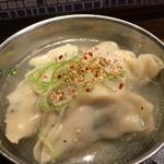 又べゑ - 肉汁餃子(水)600円