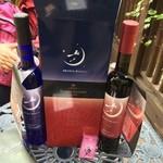 山梨ワイン王国 - ドリンク写真:買っちゃいましたセットで。