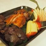 ゆるり 中華食堂 癒食同源 - おまかせ②お肉いろいろ